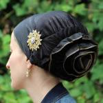 Everything's Happening Head Covering – Wrapunzel