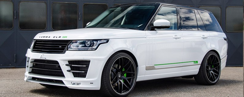 range rover widebody conversions manchester