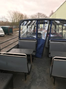 bbq bus upgrade