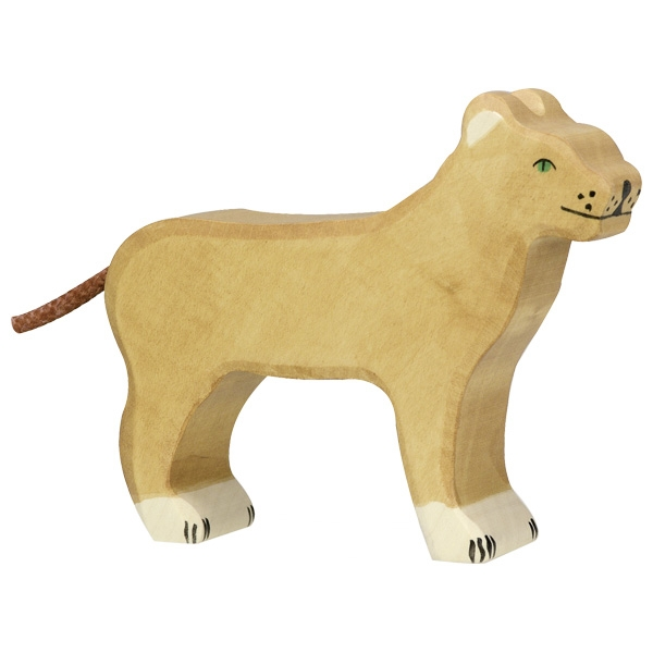 holztiger leeuwin
