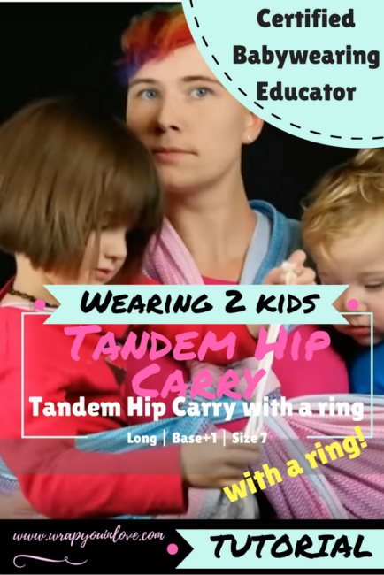 Tandem Hip Carry Image