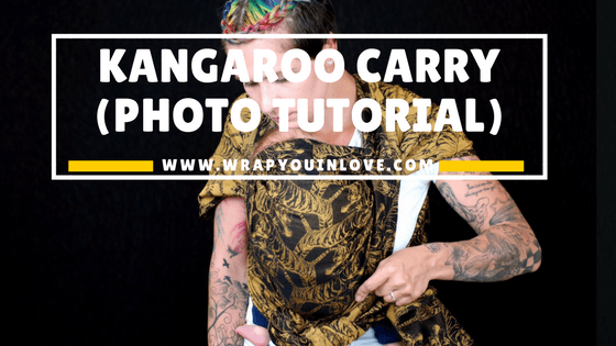 Pictorial: Kangaroo carry