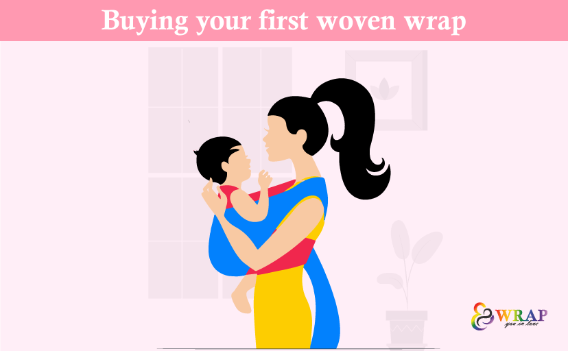 Buying your first woven wrap