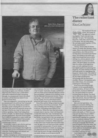 Robert's story - The Guardian