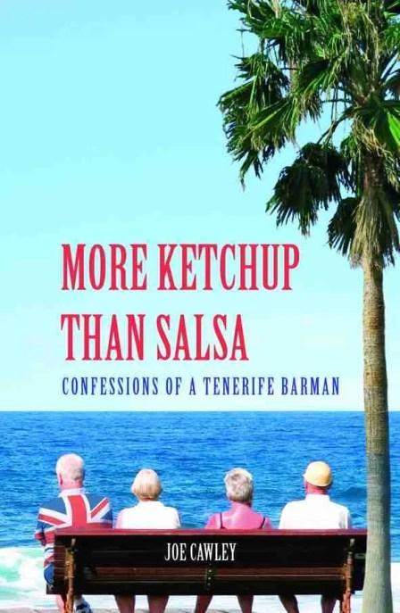 Sun, sea and self-publishing: How Tenerife-based writer Joe Cawley tweeted his way to sales success