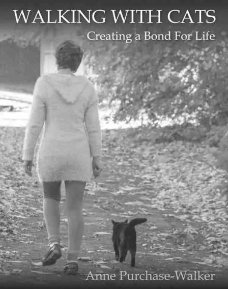 Walking With Cats by Anne Purchase-Walker