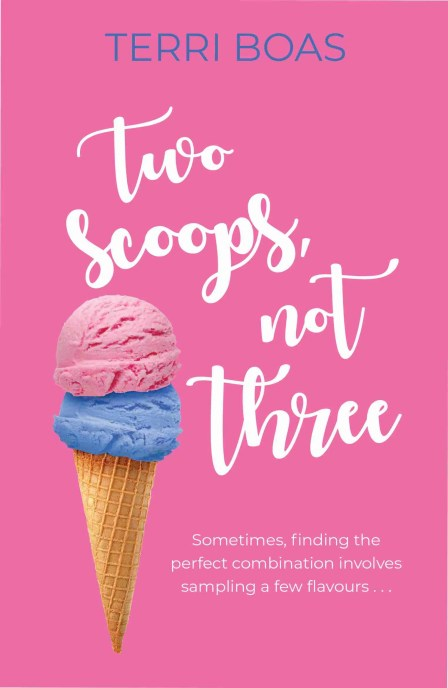 Two Scoops, not Three by Terri Boas