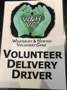 Wraysbury Volunteers Update