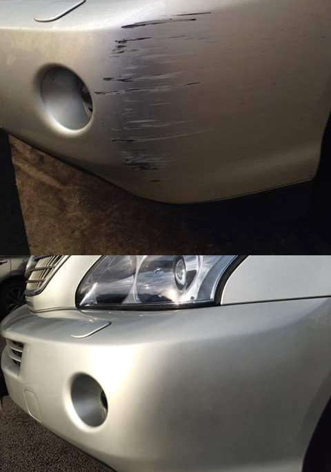 Car Scratch Removal Grimsby