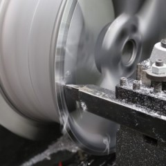 Diamond Cut CNC Lathe
