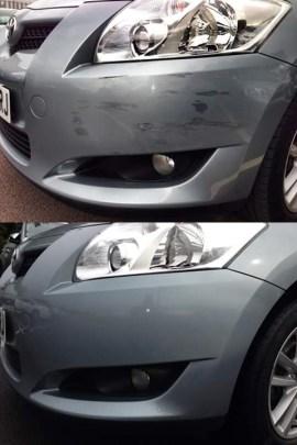 Car Scratch Repairs Grimsby