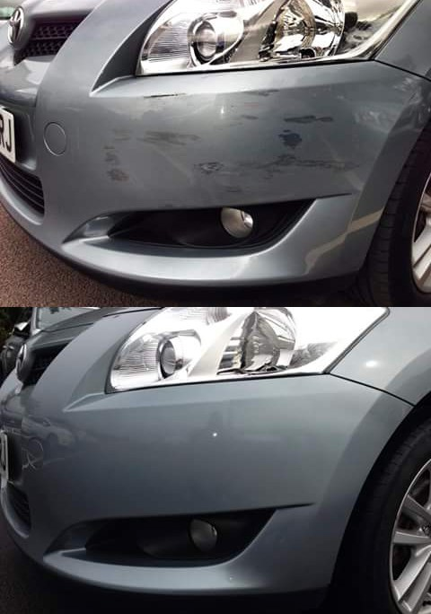 Car Scratch Repairs Grimsby