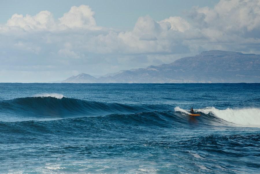 Surf in Sardinia photo: Andrea Bianchi