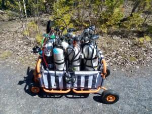 Deco cart
