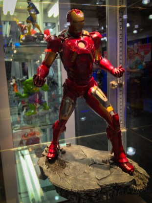 Nice new Iron Man statuettes.