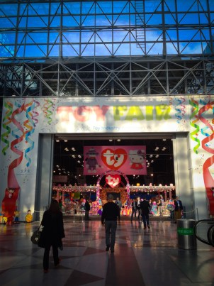 Toy Fair 2013 Entrance