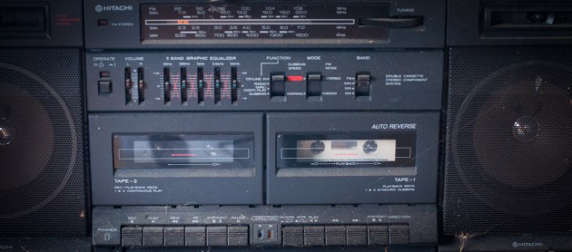 The Tape Deck