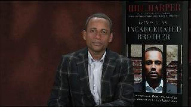 Hill Harper Letters To An