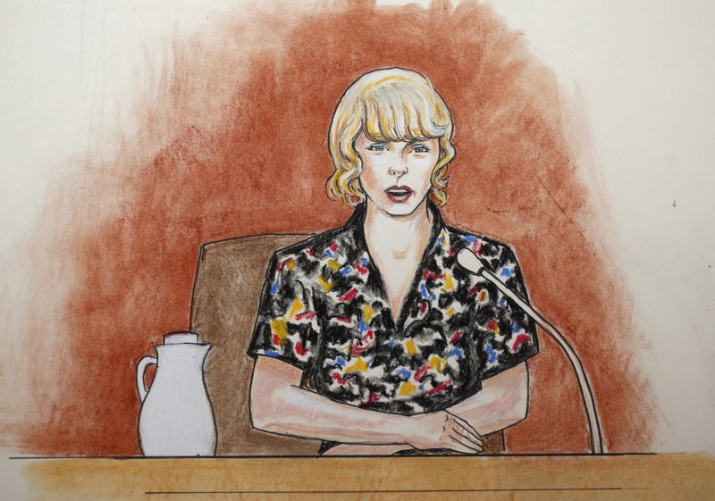 Taylor Swift sketch
