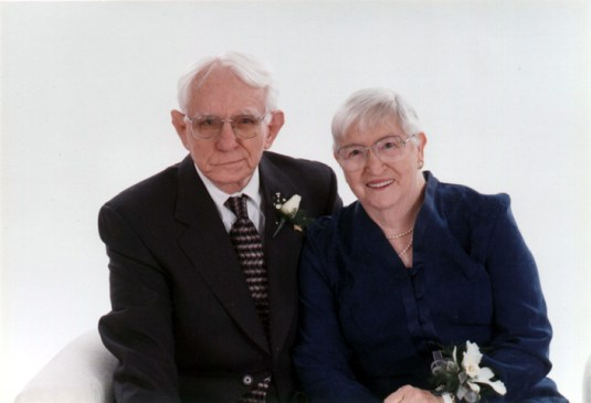 Robert Harrison Dickson Jr and Susan Louise Bailey Dickson, 2000