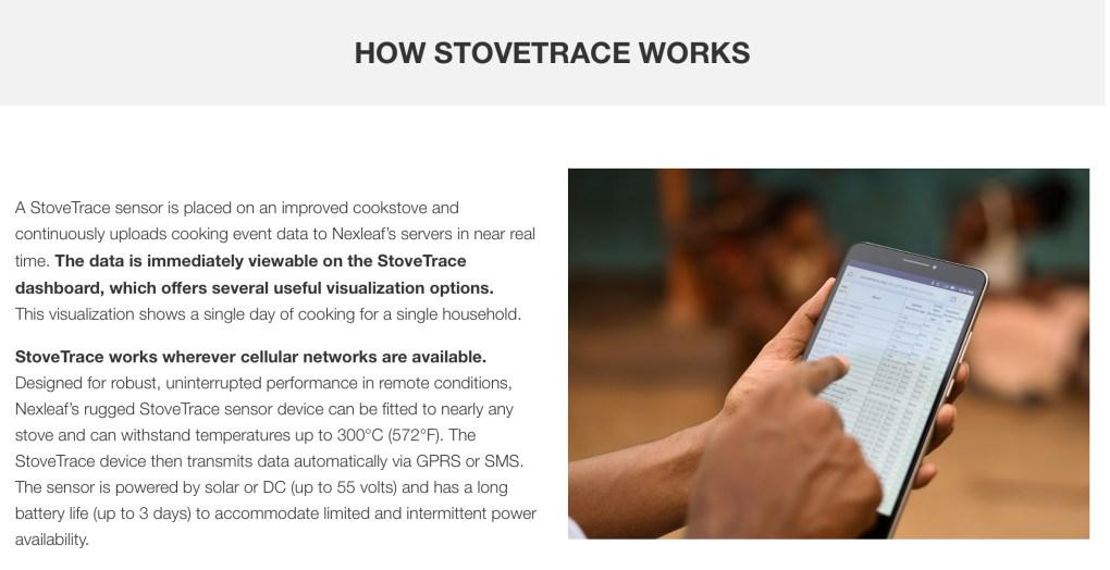 Stovetrace 2