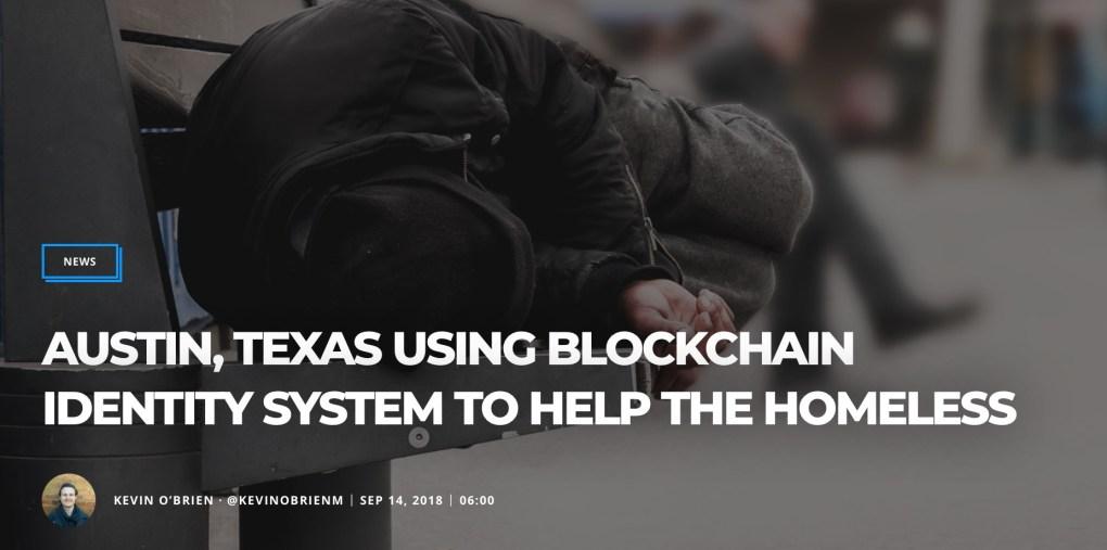 austin blockchain identity