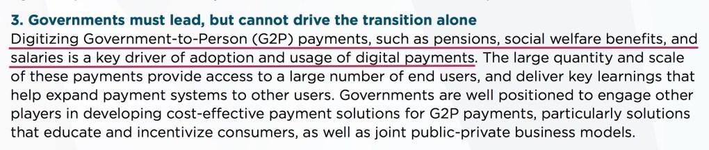 better than cash digital payments