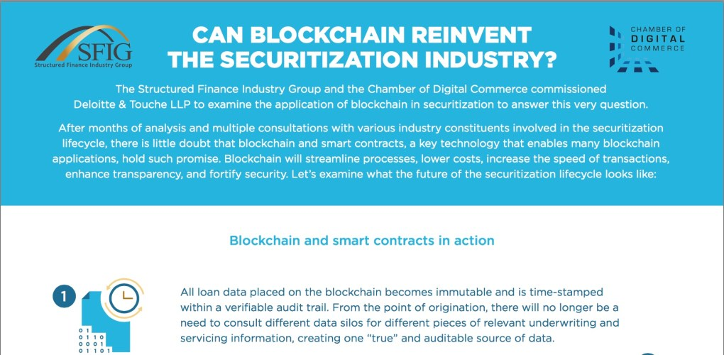 deloitte blockchain smart contract