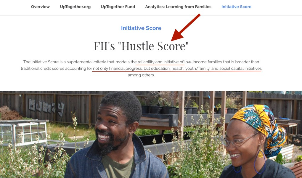 Hustle Score