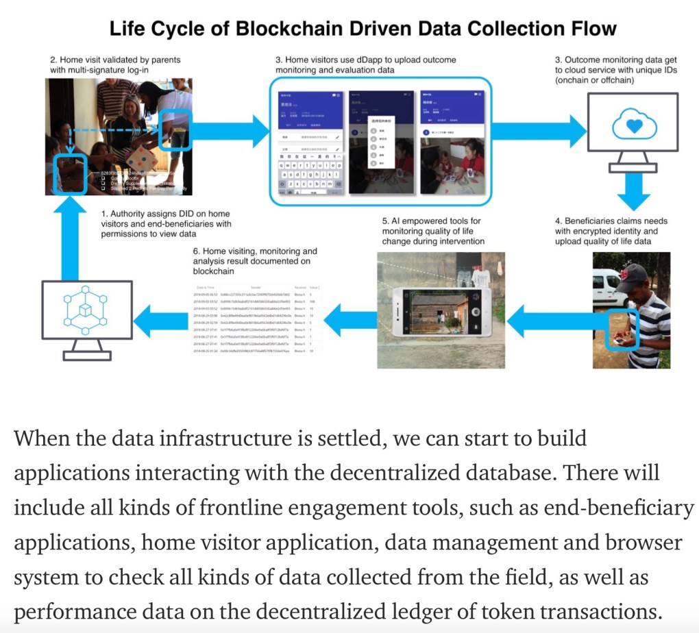 Blockchain Home Visits Boa Vista