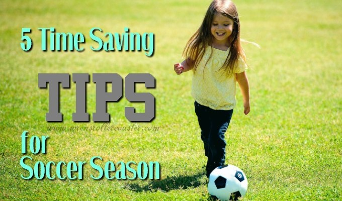 5 Time Saving Tips for Soccer Season