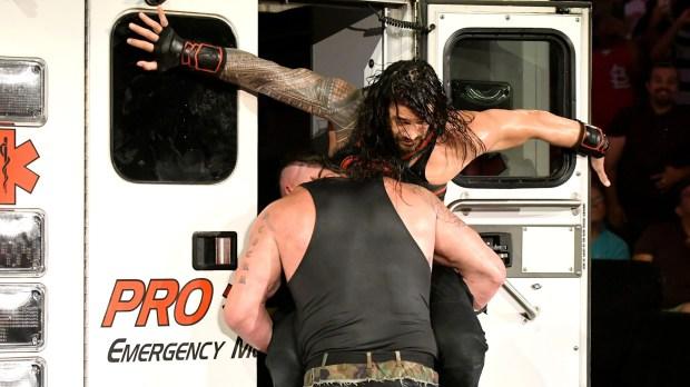 Reigns x Strowman