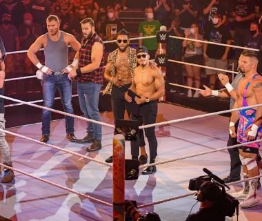 NXT 2.0 é um espetáculo de novos personagens