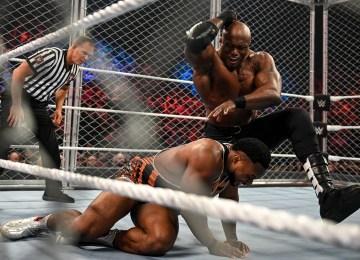 WWE RAW teve mais extremos que o Extreme Rules