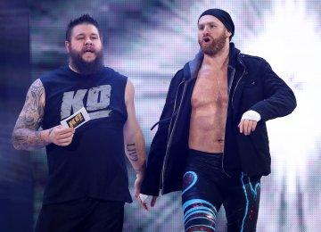 Sami Zayn perto ded sair da WWE
