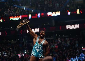 Big E é o novo campeão da WWE