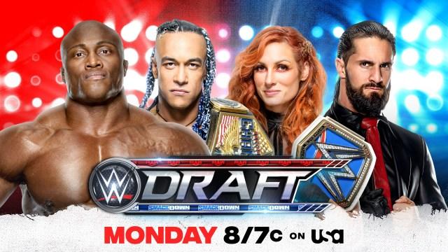 O que esperar da noite 2 do WWE Draft no WWE RAW?
