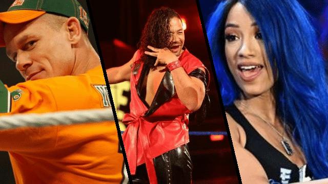 WWE की टॉप 5 धांसू ग्रैंड एंट्रेंस जो आपको मिस नहीं करना चाहिए।