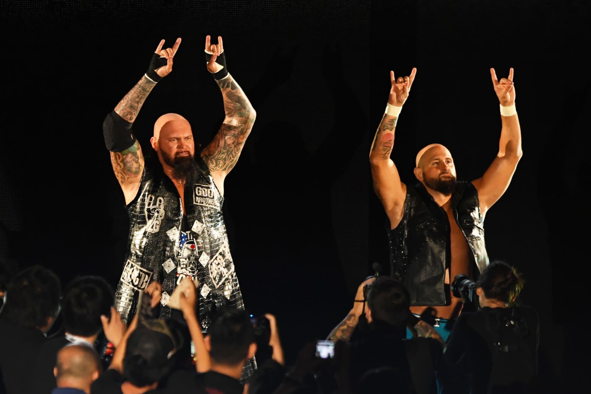 कार्ल एंडरसन ने Good Brothers के NJPW के बुलेट क्लब में शामिल होने पर टिप्पणी की।