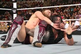 Roman Reigns vs. Daniel Bryan – Fastlane 2015