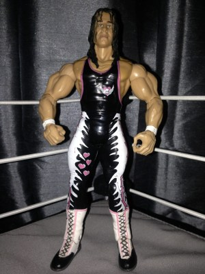 Bret Hart - Classic Superstars - Champions 3 Pack