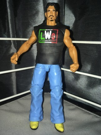 Eddie Guerrero - Nitro Notables Hall of Fame Boxed Set with LWO Shirt