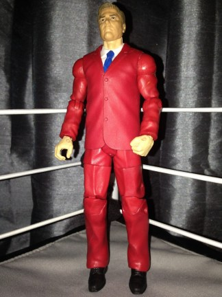 John Laurinaitis - Elite Build A Figure Best of PPV