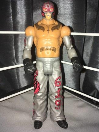 Rey Mysterio - WWE Basics 17