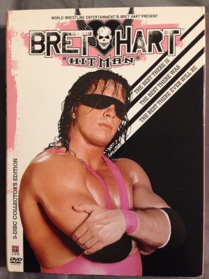 WWE Bret Hart: Best There Is…DVD