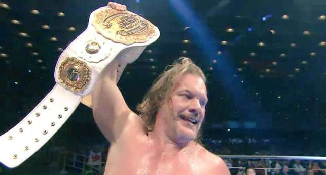 Chris Jericho gives explanation on why he thinks Tetsuya Naito is jealous  of him