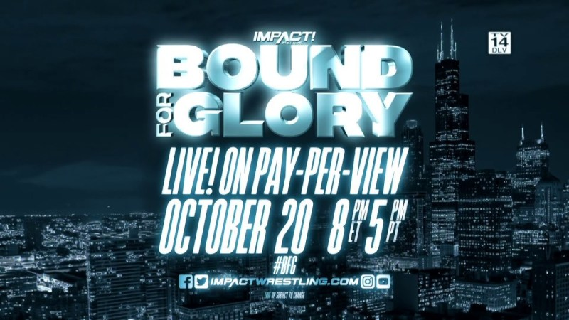 Impact Bound For Glory 2019 Results (10/20) | Wrestling-Edge
