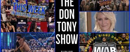 The Don Tony Show (YouTube) 8/21/2020