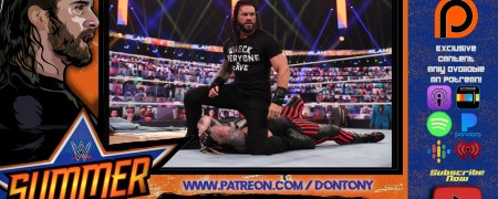 WWE SUMMERSLAM (2020) PPV Recap 08/23/2020
