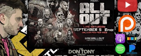 AEW ALL OUT 2020 PPV Recap 09/05/2020